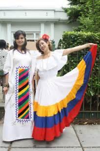 traditional dress of wayuu and llanera venezuela and