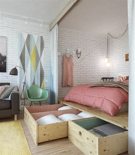 schlafzimmer klein einrichten kleine r 228 ume einrichten n 252 tzliche tipps und tricks