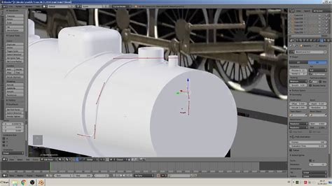 blender tutorial train blender tutorial build a train part18 youtube
