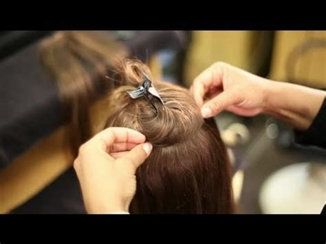 how to make hair extensions look real how to make clip in hair extensions look real hair