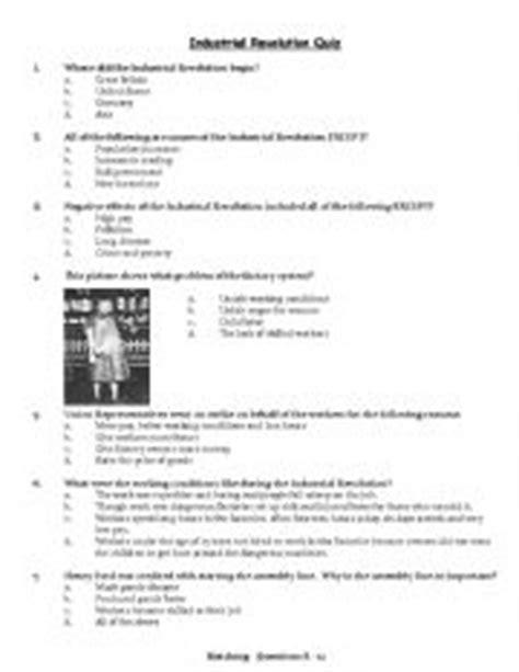 Industrial Revolution Worksheets by Worksheets Industrial Revolution Worksheet Opossumsoft