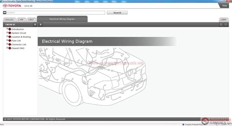 download car manuals 2007 toyota corolla parking system toyota corolla gisc 08 2014 workshop manual auto repair manual forum heavy equipment