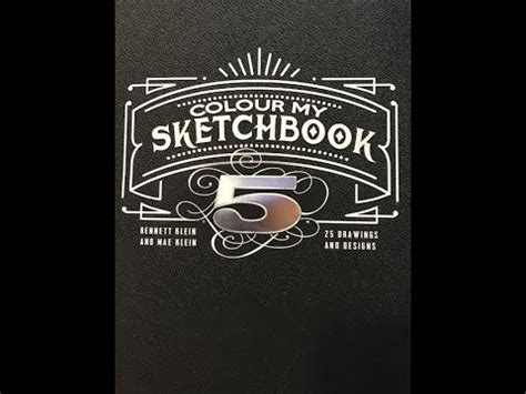 colour my sketchbook steam colour my sketchbook steam by bennett klein flip through and review