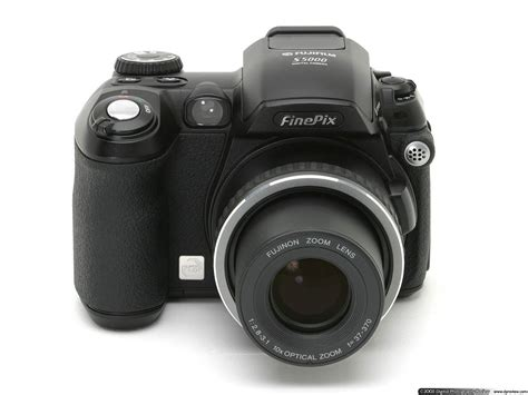 digital finepix fujifilm finepix s5000 zoom review digital photography review