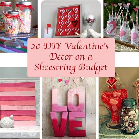 4 fun valentines day decor ideas family focus blog 20 diy valentine s d 233 cor on a shoestring budget how does she