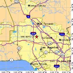 nuys california map nuys california map california map