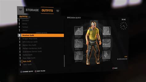 dying light   legendary levels outfits guide