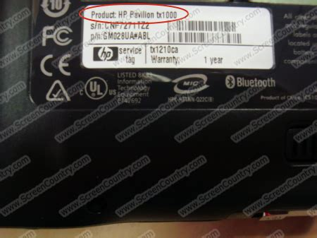 faq and articles how to find your laptop model number
