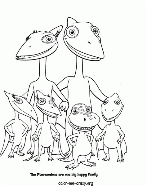 Dino Dan Pictures Coloring Home Dino Dan Coloring Pages