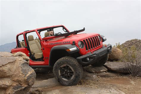 jeep wrangler open top review buttoned up 2018 jeep wrangler jl still a beast