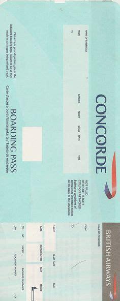 boarding pass invitation save  date template basic