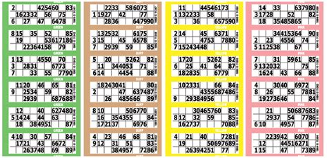 printable bingo tickets uk bingo tickets drawing for creatives pinterest bingo