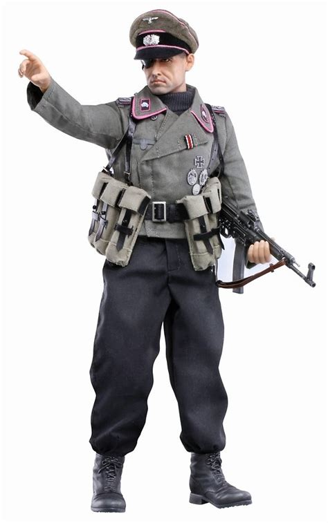 libro panzer commander black knight oblt ernst von bauer german panzer commander 2 1 6 dragon figures