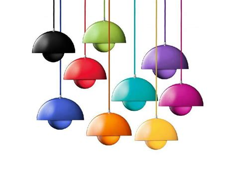 Light Fixture For Dining Room by Discount Verner Panton Flowerpot Pendant Lamp Dining Room
