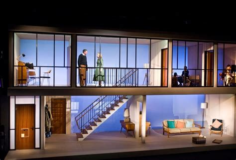 a doll s house setting a doll s house dundee rep set design pinterest