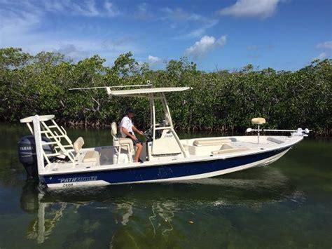 pathfinder boats for sale in florida keys pathfinder 2400 tournament edition boats for sale in florida