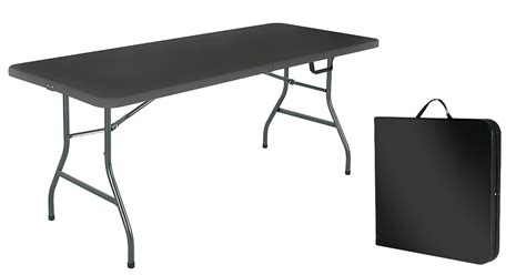 aldi folding table 2017 cosco 6 centerfold folding table only 38 88 shipped