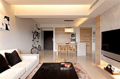 modern living room diner interior design ideas
