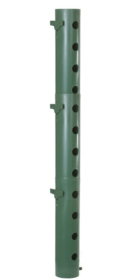 polanter flower tower hanging gardening and patio