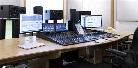recording studio computer desk aka design recording studio furniture for mixing