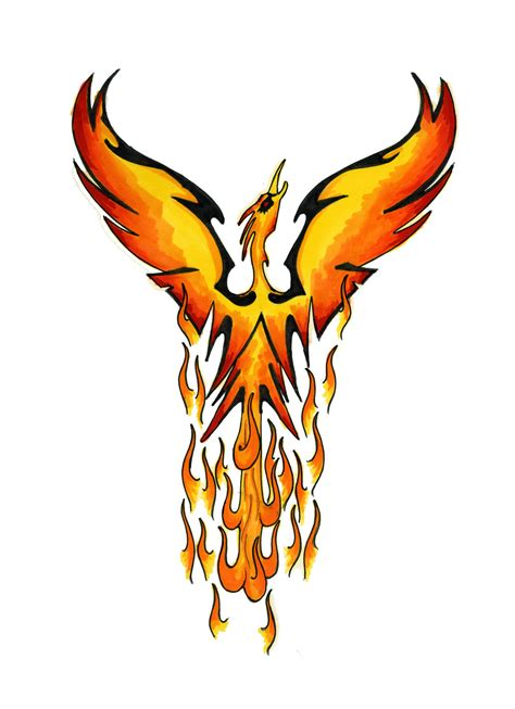 tribal pheonix tattoo tribal pheonix by classic by jp on deviantart