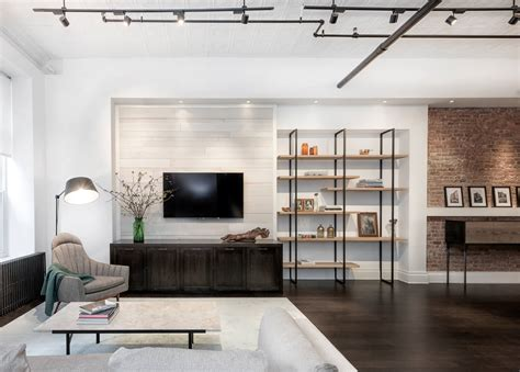 living room soho soho loft dhd architecture interior design