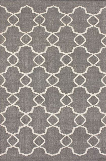 Modern Gray Rugs Tuscan Elmer Grey Rug Contemporary Rugs By Rugs Usa