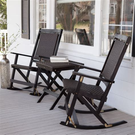 outdoor patio rocking chairs 87 great diy decorating tips for your porch and patio