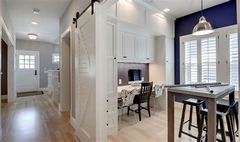 family home office 50 ways to use interior sliding barn doors in your home