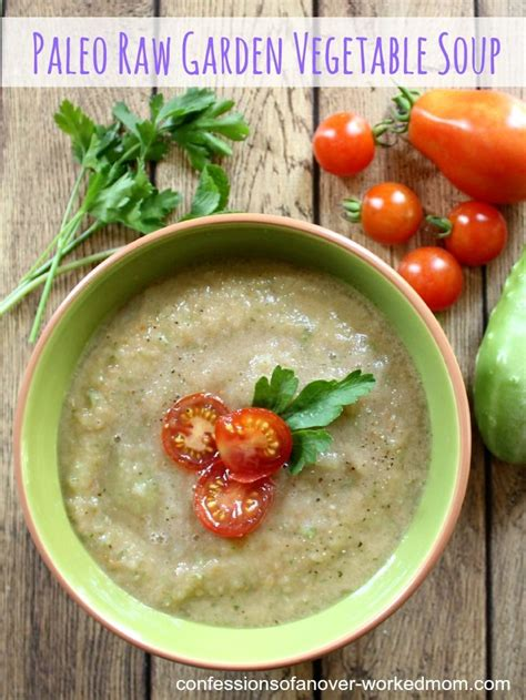 Garden Vegetable Soup by 25 Best Ideas About Garden Vegetable Soup On