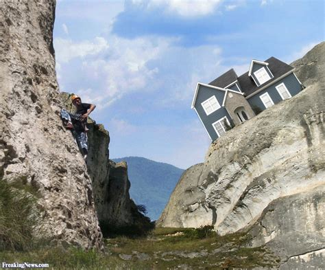 house on a hill house on the side of a hill pictures freaking news