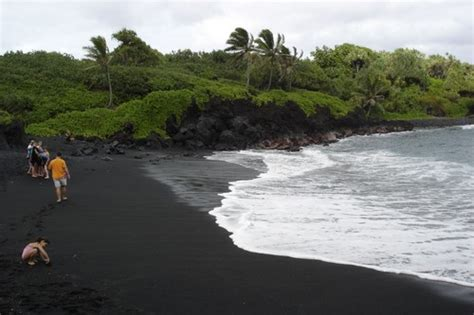 Black Beaches | top 10 black beaches from around the world