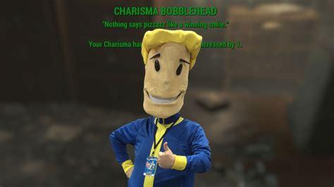 fallout 4 bobblehead charisma bobblehead charisma in