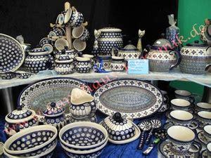 Landhaus Geschirr Keramik by Bunzlauer Keramik Aus Polen