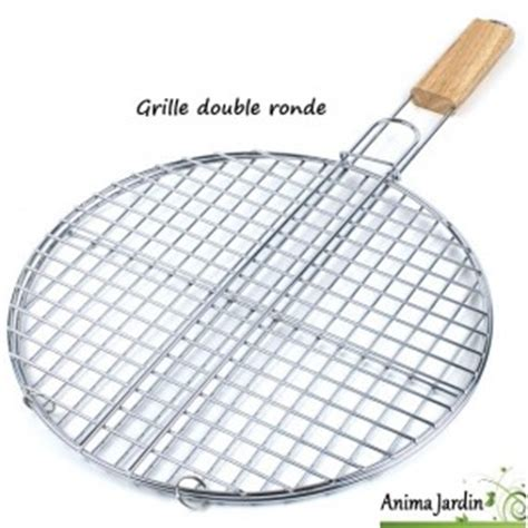 Grille Barbecue Inox by Grille Barbecue Ronde 38cm Grille De Cuisson En