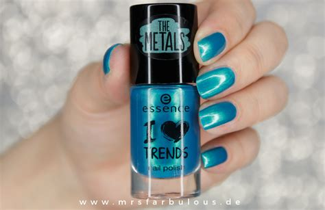 Essence Nagellak by Essence Nagellack The Metals Nail Reihe