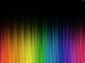 is rainbow a color abstract rainbow colors psdgraphics