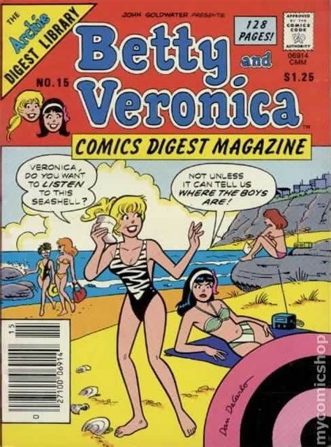 Beety And Digest betty and digest 1980 comic books 1980 1989