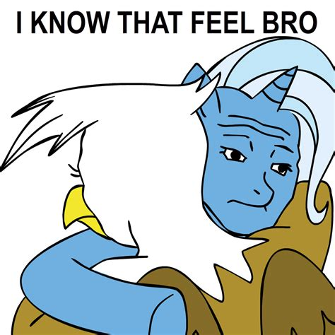 I Know That Feel Bro Meme - image 108575 i know that feel bro know your meme