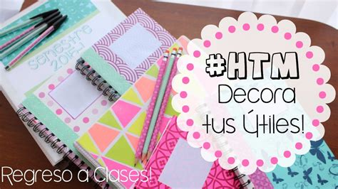 decorar hojas tumblr htm diy decora cuadernos folders lapices y esferos