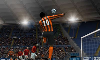 imagenes en 3d nuevas nuevas imagenes de pes2011 3d noticias pro evolution soccer