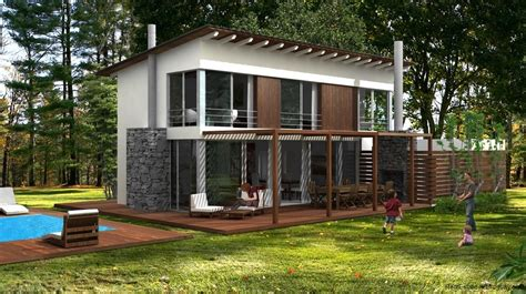 2 story house with pool 1396 backyard and pool of modern 2 story house carrasco