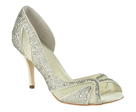 Wedding Shoes Sandals by Green Bay Wedding Dresses Panache Bridal Shoes