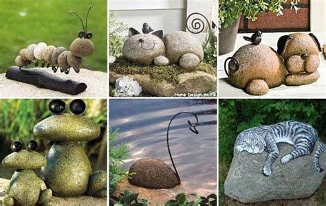 Handmade Garden Decor - 19 handmade cheap garden decor ideas to upgrade garden