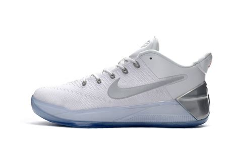nike casual basketball shoes advanced design nike a d white silver s casual