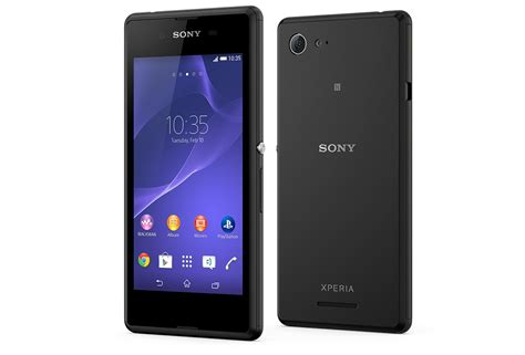 format video xperia e3 xperia e3 smartphone 4g sony mobile france