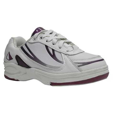 bowling shoes s athletic bowling shoe white purple pyramid bowling
