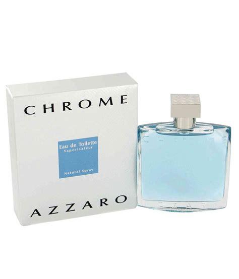Azzaro Chrome Edt azzaro chrome edt 100ml buy at best prices in