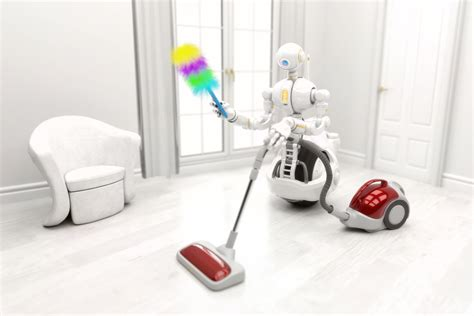home cleaning robots 4 ways smart technology will revolutionise our homes