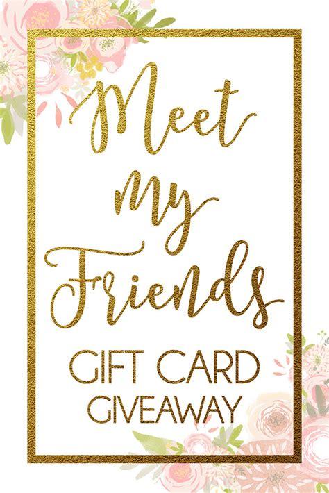 Friends Giveaway - meet my friends giveaway capturing joy with kristen duke